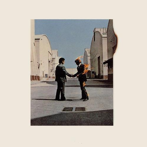 『Wish You Are Here』PINK FLOYD,1975