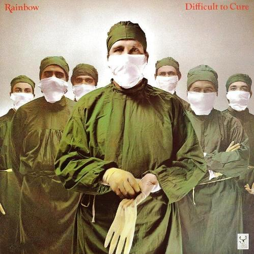 『Difficult To Cure』RAINBOW,1980