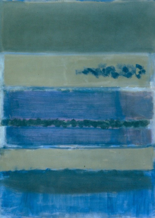 Mark Rothko : Untitled,1949